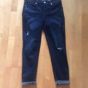 Seven7 Jeans - Practically new $90 Seven Jeans